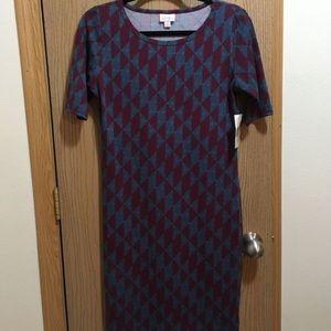 LuLaRoe dress. BNWT never before worn